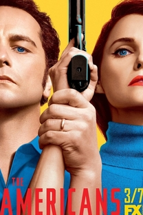 The Americans (5ª Temporada) - Poster / Capa / Cartaz - Oficial 1
