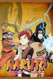 Naruto (3ª Temporada) - Poster / Capa / Cartaz - Oficial 3