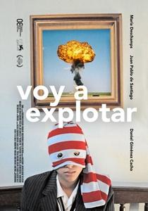 Vou Explodir - Poster / Capa / Cartaz - Oficial 5