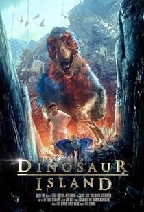 A Ilha dos Dinossauros - Poster / Capa / Cartaz - Oficial 2