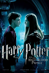 Harry Potter e o Enigma do Príncipe - Poster / Capa / Cartaz - Oficial 24