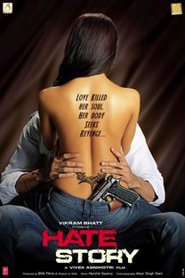 Hate Story - Poster / Capa / Cartaz - Oficial 1