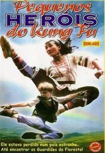 Pequenos heróis do Kung Fu - Poster / Capa / Cartaz - Oficial 1