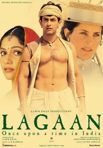 Lagaan: Era uma Vez na Índia - Poster / Capa / Cartaz - Oficial 4