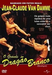 O Grande Dragão Branco - Poster / Capa / Cartaz - Oficial 4