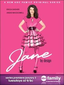 Jane By Design  (1ª temporada) - Poster / Capa / Cartaz - Oficial 2