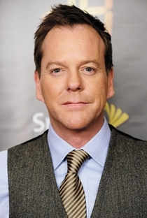 Kiefer Sutherland - Poster / Capa / Cartaz - Oficial 2