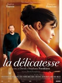 A Delicadeza do Amor - Poster / Capa / Cartaz - Oficial 3