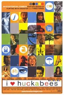 Huckabees - A Vida é uma Comédia - Poster / Capa / Cartaz - Oficial 4