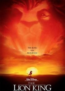 O Rei Leão - Poster / Capa / Cartaz - Oficial 6