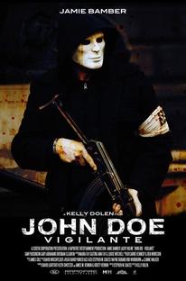 John Doe: Vigilante - Poster / Capa / Cartaz - Oficial 1