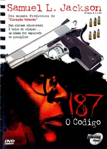 187 - O Código - Poster / Capa / Cartaz - Oficial 4