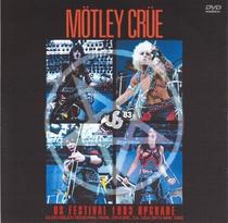 Mötley Crüe Live at the US Festival 1983 - Poster / Capa / Cartaz - Oficial 1