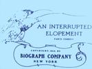 An Interrupted Elopement (An Interrupted Elopement)