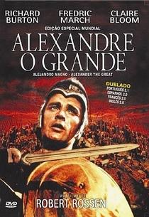 Alexandre o Grande - Poster / Capa / Cartaz - Oficial 8