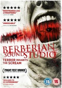 Berberian Sound Studio - Poster / Capa / Cartaz - Oficial 13