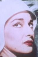 Maria Callas Porträt (Maria Callas Porträt)