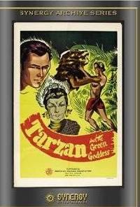 Tarzan e a Deusa Verde - Poster / Capa / Cartaz - Oficial 1