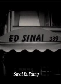 Edifício Sinai - Poster / Capa / Cartaz - Oficial 1