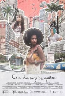 Cris, das Onze às Quatro - Poster / Capa / Cartaz - Oficial 1