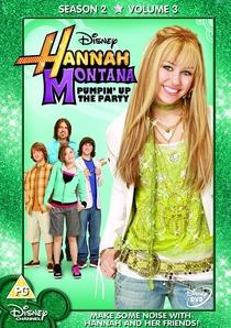 Hannah Montana (2ª Temporada) - Poster / Capa / Cartaz - Oficial 1