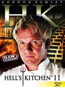 Hell's Kitchen (11ª temporada) - Poster / Capa / Cartaz - Oficial 1