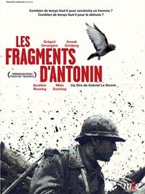Les Fragments d'Antonin - Poster / Capa / Cartaz - Oficial 1