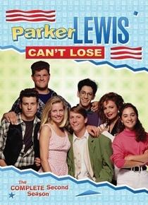 Parker Lewis (2ª Temporada) - Poster / Capa / Cartaz - Oficial 1