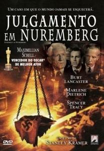 Julgamento em Nuremberg - Poster / Capa / Cartaz - Oficial 3
