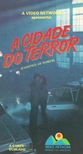 A Cidade do Terror - Poster / Capa / Cartaz - Oficial 1
