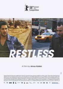 Restless - Poster / Capa / Cartaz - Oficial 1