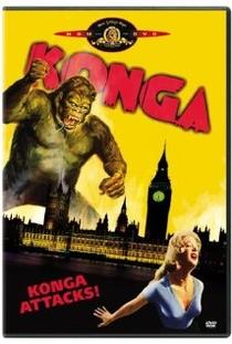 Konga - Poster / Capa / Cartaz - Oficial 2