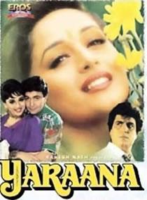 Yaraana - Poster / Capa / Cartaz - Oficial 3