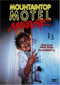 Mountaintop Motel Massacre - Poster / Capa / Cartaz - Oficial 1