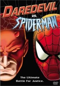 Demolidor vs. Homem-Aranha - Poster / Capa / Cartaz - Oficial 1