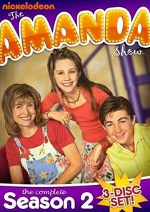 O Show da Amanda (2ª Temporada) - Poster / Capa / Cartaz - Oficial 1
