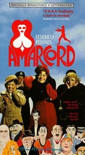 Amarcord - Poster / Capa / Cartaz - Oficial 12