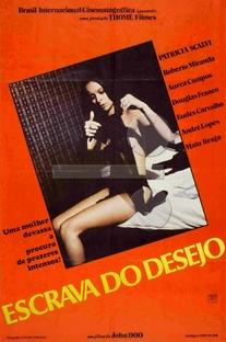 Escrava do Desejo - Poster / Capa / Cartaz - Oficial 1