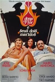 Dona Flor e Seus Dois Maridos - Poster / Capa / Cartaz - Oficial 1