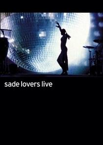 Sade: Lovers Live  - Poster / Capa / Cartaz - Oficial 1