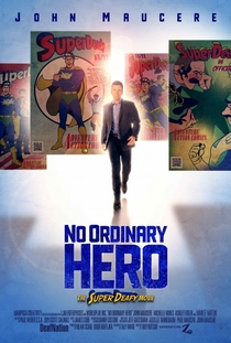 No Ordinary Hero: The SuperDeafy Movie - Poster / Capa / Cartaz - Oficial 1