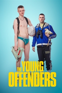 The Young Offenders - Poster / Capa / Cartaz - Oficial 6