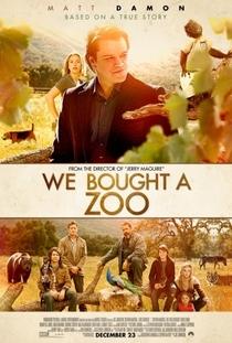 Compramos um Zoológico - Poster / Capa / Cartaz - Oficial 4