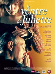 Le ventre de Juliette - Poster / Capa / Cartaz - Oficial 1