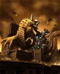 Monsterpocalypse - Poster / Capa / Cartaz - Oficial 1