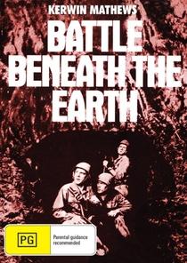 Batalha Debaixo da Terra - Poster / Capa / Cartaz - Oficial 4