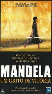 Mandela - Um Grito de Vitória - Poster / Capa / Cartaz - Oficial 1