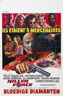 Mercenários do Diamante - Poster / Capa / Cartaz - Oficial 2