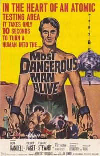 O Mais Perigoso dos Homens - Poster / Capa / Cartaz - Oficial 1