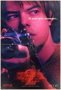 Stranger Things (2ª Temporada) - Poster / Capa / Cartaz - Oficial 14